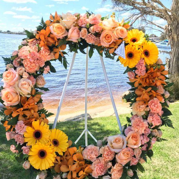 wreath bright